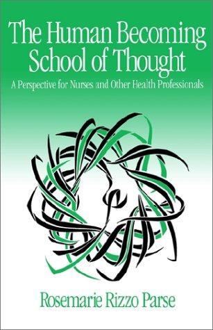 The Human Becoming School of Thought Book Cover